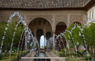 Grenade - la Alhambra - le Generalife
