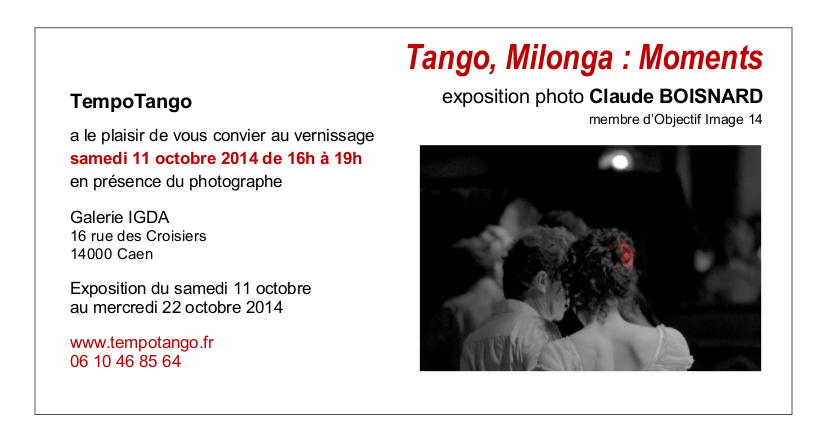 Invitation_Expo_Claude_Boisnard_TempoTango