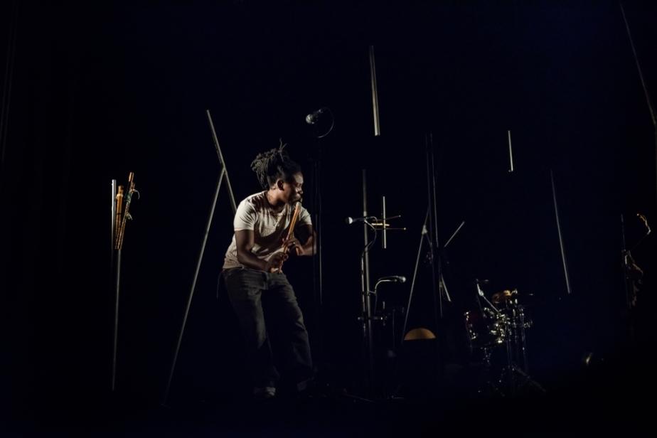 Déclinaison(s) en concert : Oua-Anou Diara au Théâtre deLisieux