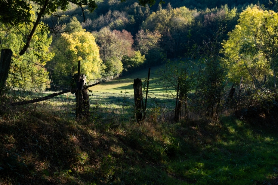 Suisse Normande : Clichésd'automne