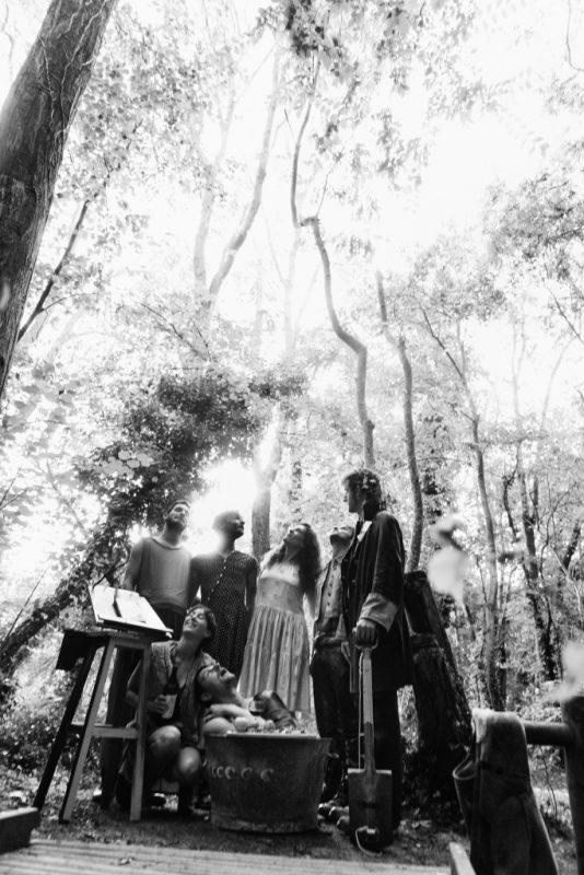 La Révolte des fous au «Bois du Caprice»