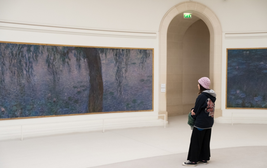 Monet – Greco – Hartung