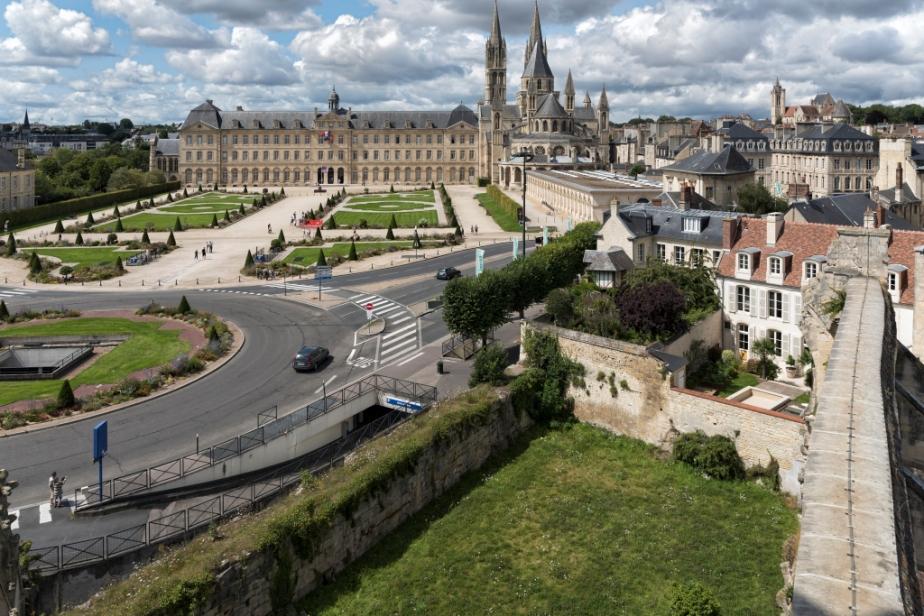 Eglises Saint Etienne –Caen